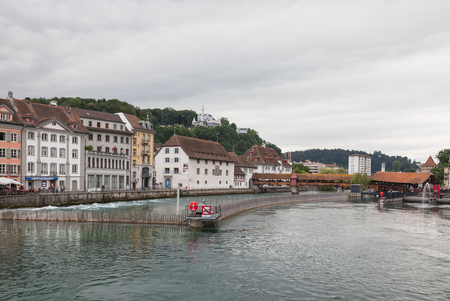 City of Luzern, Switzerland. Destinations, travel.