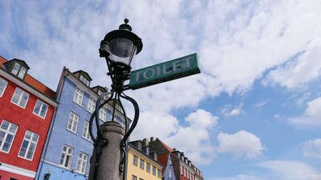 Copenhagen Nyhavn street New Harbour