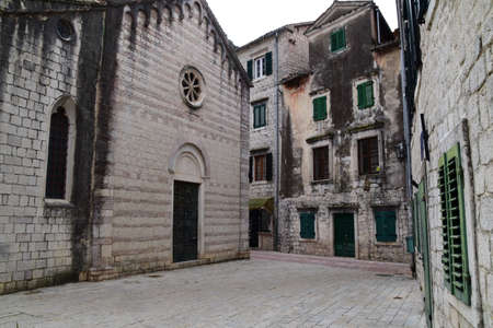 Details from the walk around the Old City of Kotor, Montenegro.
