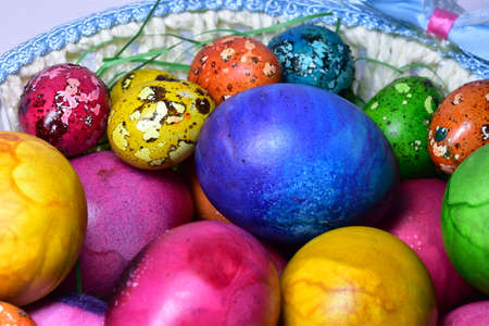 Easter eggs, also called Paschal eggs, and Egg of Easter are eggs that are sometimes decorated. They are usually used as gifts on the occasion of Easter.