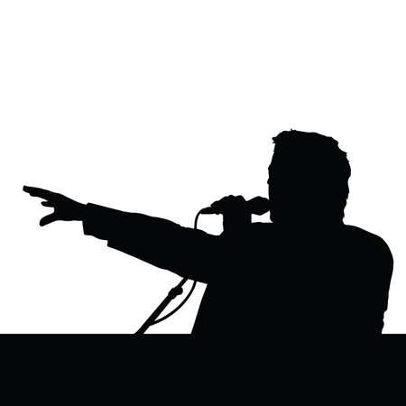 spokesman illustration