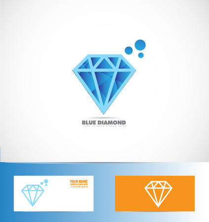 lux: icon element template diamond jewelery jewelry lux luxury stylized shape brand Illustration