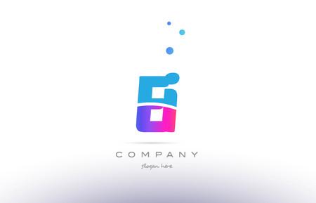 ei: EI pink purple blue white uppercase lowercase modern creative alphabet gradient company letter logo design vector icon template.