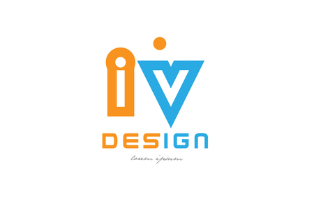 Alphabet letter symbol design Illusztráció