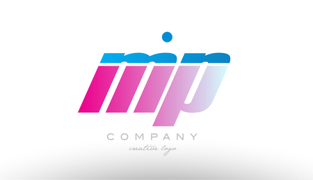 Alfabetletters combinatie die kan worden gebruikt als een symbool voor een bedrijf met initialen.