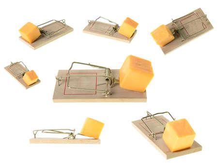 Mousetraps Stock Photo - 16402751