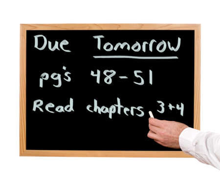 tomorrow: Tomorrow