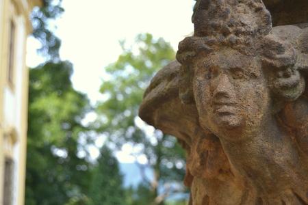 baroque: baroque statue