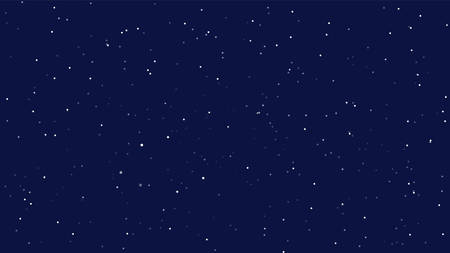Star in the sky or abstract background vector eps10
