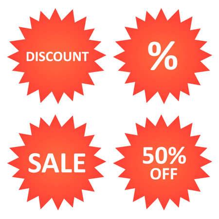Sale and discount banner.