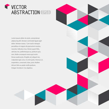 minimalist: abstract background Illustration