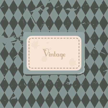abstract vintage seamless textures Illustration