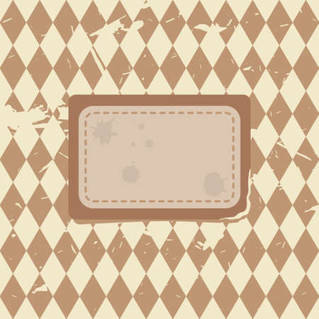 abstract vintage seamless textures Stock Photo