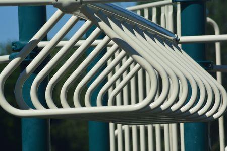 Playground monkey bars