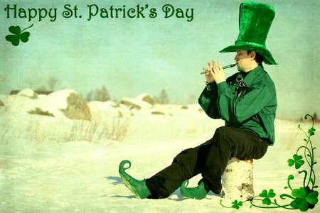 patrick: Card for St. Patrick