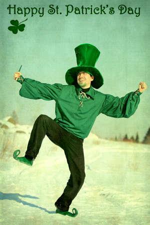 patrick: Card for St. Patrick\
