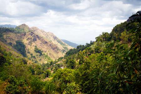 srilanka: sri-lanka landscape