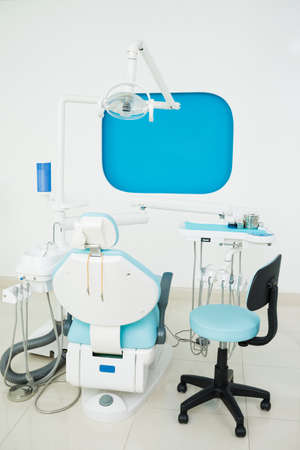 scaler: Vertical image of a dentistry office