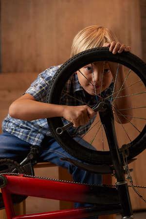 fixing: Fixing wheel