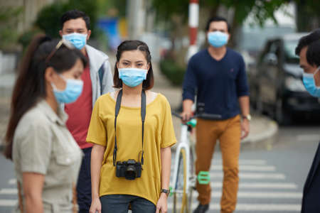 Swine flu epidemic Stock Photo - 72161524