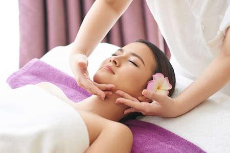 Rejuvenation Procedure in Beauty Salon