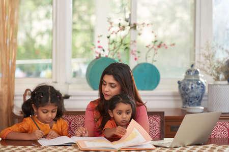 Teaching daughters