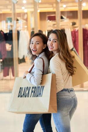 consumerism: Shopping spree