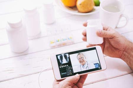 Online doctor consultation