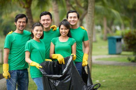Environmental activists
