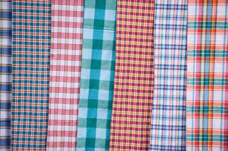 loincloth: Striped loincloth fabric background