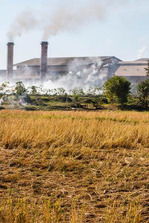 destructive: Smoking industrial