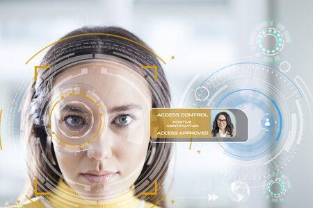 Sistema di riconoscimento facciale