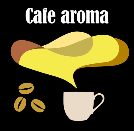 coffee and aroma image