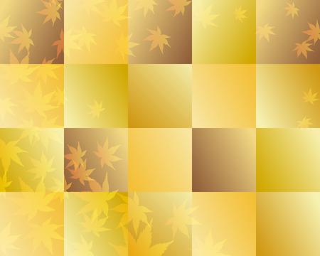 Maple checkerboard background