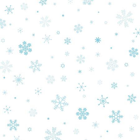 Snow Crystal, Snowflake, Background Frame