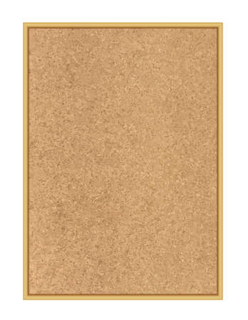 Cork board texture illustration material