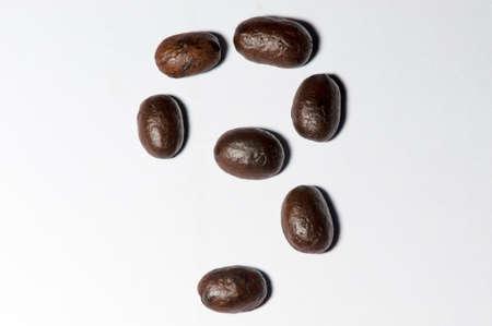 number nine: Coffee beans set is  symbols number nine