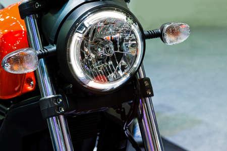 headlight: Headlight part motorcycle