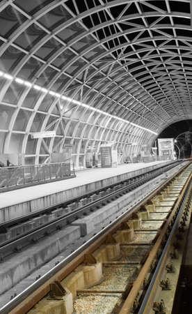 tramway: Tramway station Editorial