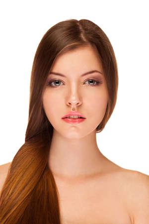 Beauty woman with healthy skin. Fashion, beauty and healthy skin. Skincare. Healthcare and treatment. Spa and sensuality