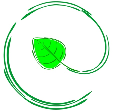 Art leaf