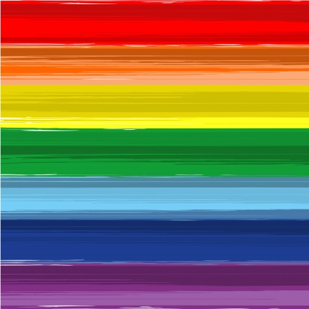 Art rainbow abstract vector background ver 3 Vector