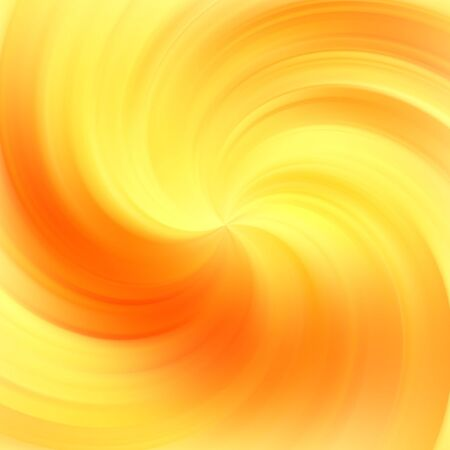 Abstract fire colors rotating swirl background Stock Photo