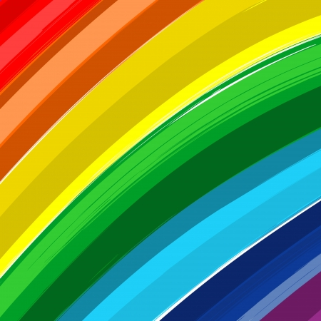 Art rainbow abstract background 12 Vector