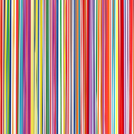 colorful stripes: Abstract art rainbow curved lines colorful background 9