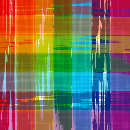 Abstract rainbow colorful vector background paint Vector