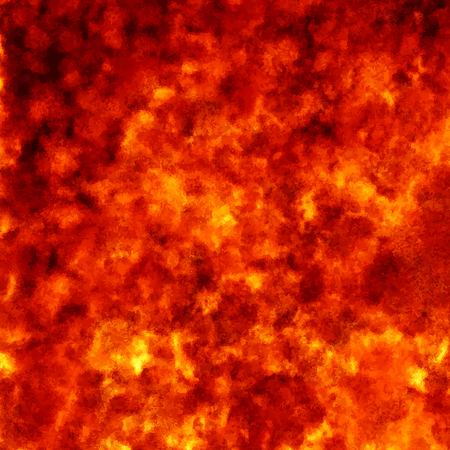 Abstract fire colors vector background Vector