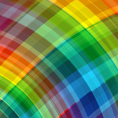 Art abstract rainbow color vector background Vector