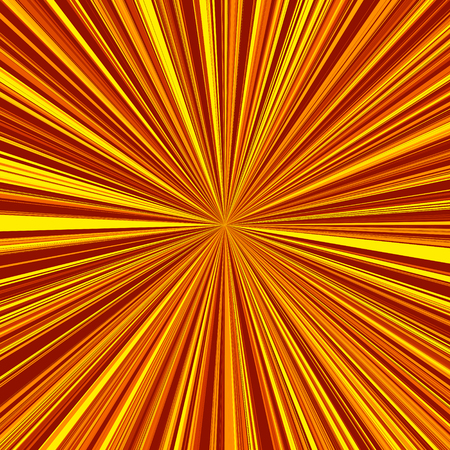 sol: Sun rays vector lines background Illustration