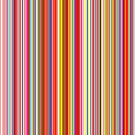 arc en ciel: Seamless arc recourb� rayures ligne de couleur vecteur de fond l'art